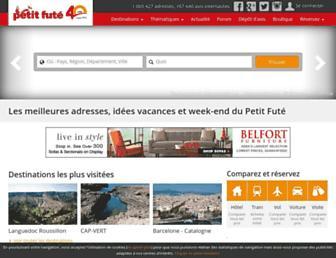 petitfute.com screenshot
