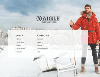 Thumbshot of Aigle.com