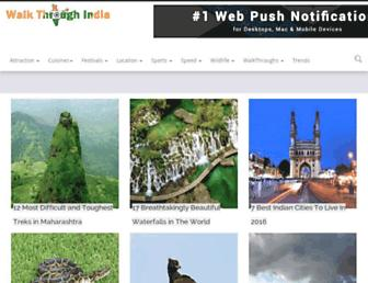 walkthroughindia.com screenshot