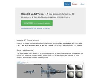 open3mod.com screenshot