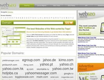 wsadirectory.com screenshot