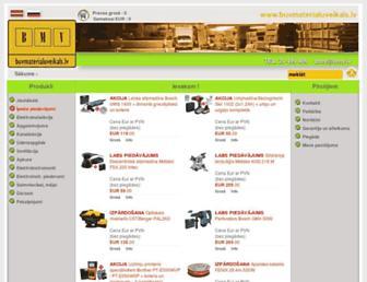 bmv.lv screenshot