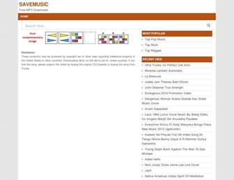 savemusic.ga screenshot