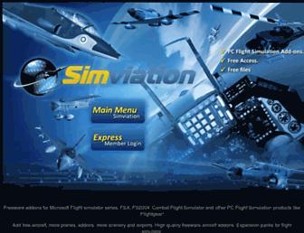 simviation.com screenshot