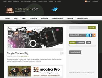 Thumbshot of Maltaannon.com