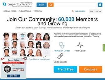 Thumbshot of Supercoder.com
