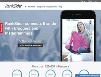 Thumbshot of Ranksider.com