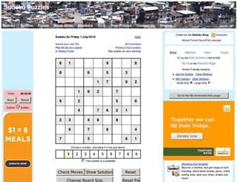 Thumbshot of Sudoku.com.au