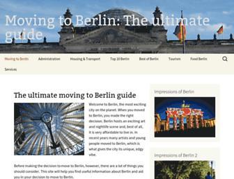 movingto-berlin.com screenshot