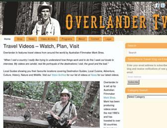 Thumbshot of Overlander.tv