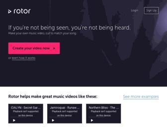 rotorvideos.com screenshot