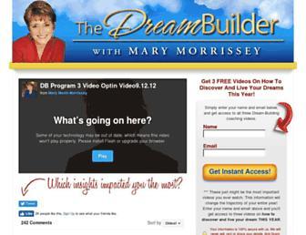 Thumbshot of Dreambuilderprogram.com