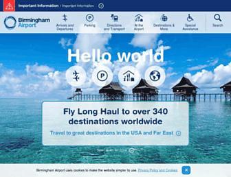 Thumbshot of Birminghamairport.co.uk