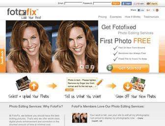 Thumbshot of Fotofix.com