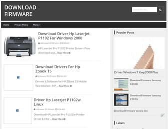 downloadfirmwarebuz.blogspot.com screenshot