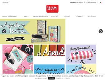 legami.com screenshot