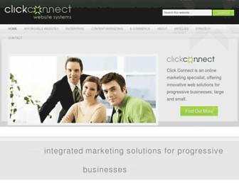 clickconnect.com.au screenshot