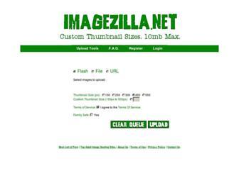 Thumbshot of Imagezilla.net