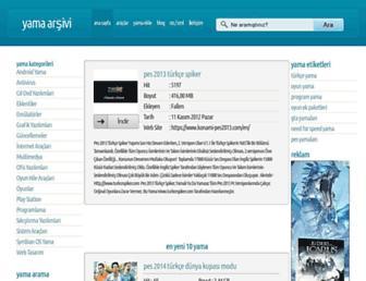 yamaarsivi.com screenshot