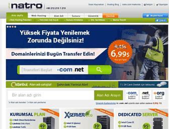 Thumbshot of Natro.com