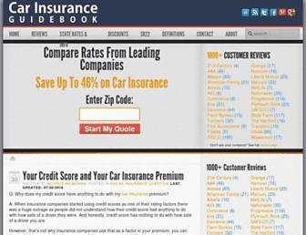 carinsuranceguidebook.com screenshot