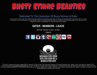 Thumbshot of Bustyethnicbeauties.com