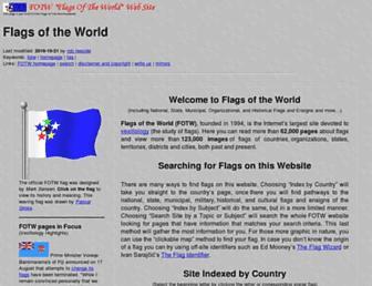 fotw.info screenshot