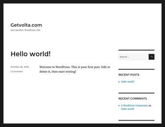getvolta.com screenshot