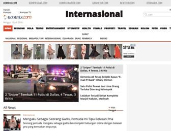 internasional.kompas.com screenshot