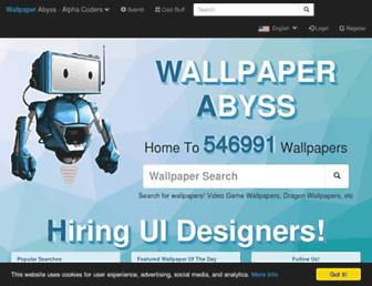 wall.alphacoders.com screenshot