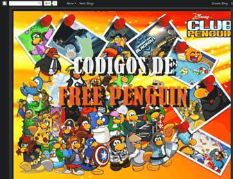 codiogosfreepinguin.blogspot.com screenshot