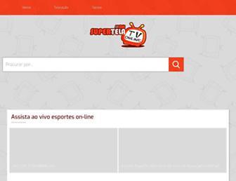 supertelatv.net screenshot