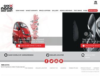 Thumbshot of Tatanano.com