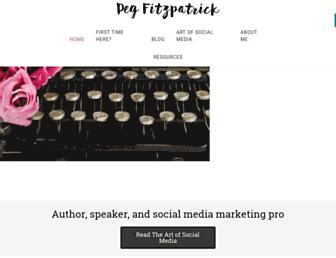 Thumbshot of Pegfitzpatrick.com