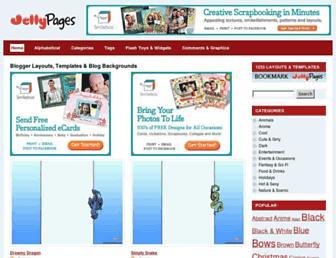 jellypages.com screenshot