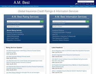 ambest.com screenshot