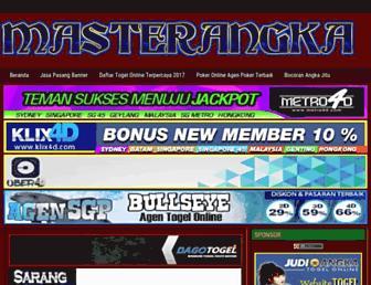 masterangka.com screenshot