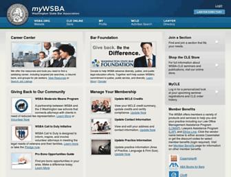 mywsba.org screenshot