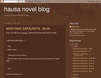 aishaummi.blogspot.com screenshot