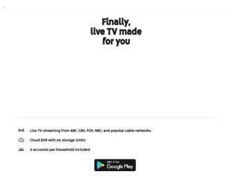 tv.youtube.com screenshot