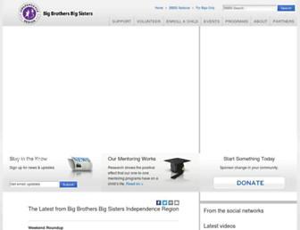 bbbssepa.org screenshot