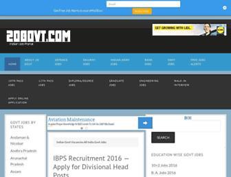 20govt.com screenshot