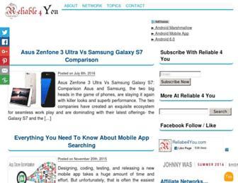 reliable4you.com screenshot