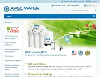 Thumbshot of Freedrinkingwater.com