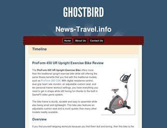 Thumbshot of News-travel.info