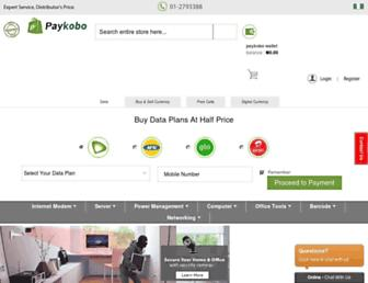 paykobo.com screenshot