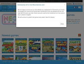 Thumbshot of Gamesonly.net