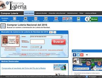 Thumbshot of Buscarloteria.com