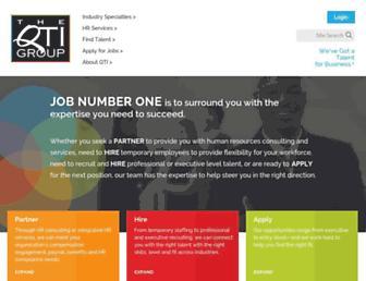 qtigroup.com screenshot