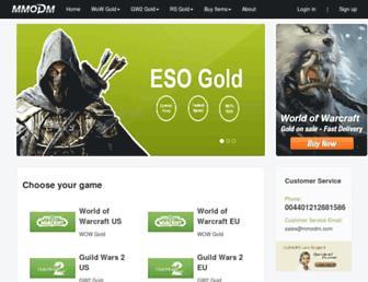 mmodm.com screenshot